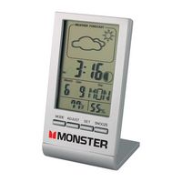 Weather Forecast Multifunction Desk Clock