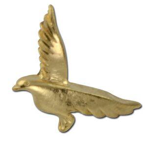 Custom Made Dove Bird Shaped Pins!