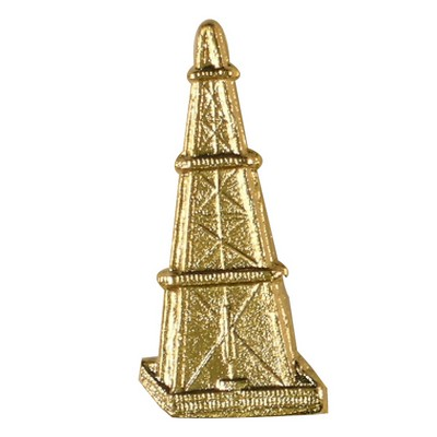 Oil Well Lapel Pin