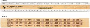 Personalized Metric Rulers!