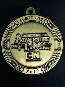 2 3/4 Custom Zinc American Made Medal