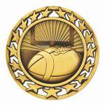 Custom Football General Medal