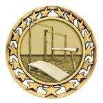 Custom Gymnastics General Medal