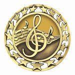 Custom Music General Medal