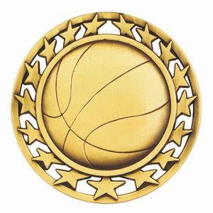 Basketball General Medal