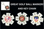 Custom Poker Chips & Golf Tool