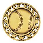Custom Baseball General Medal