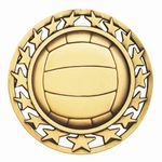 Custom Volleyball General Medal