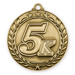 3D Sports & Academic Medal / 5K