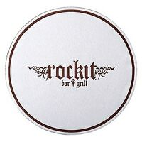 "Soft Embossed 7-Ply 3.5"" Round or Square Tissue Coaster"