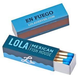 Lipstick Specialty Matchbox