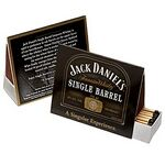 Custom Table Tent Double-Drawer Specialty Matchbox