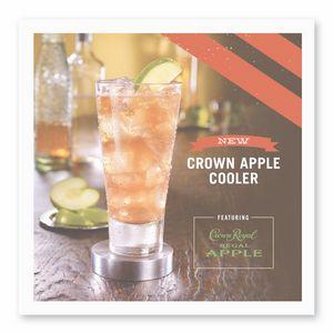 Custom Printed Digital Full Color Print Beverage Napkins