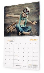 Wall Calendar - Custom Photos