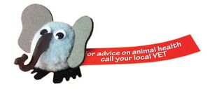 Elephant Themed Promotional Items -