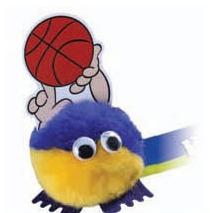 Custom Printed Basketball Sport Themed Weepuls