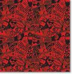 50/50 Poly Cotton Rotary Printed Bandanna