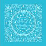 4800 Series Turquoise Bandanna