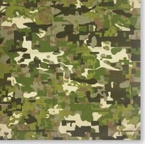 Custom Designed Camouflage Bandannas!