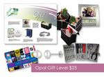 Custom $25 Gift of Choice Opal Level Gift Booklet