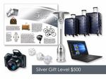 Custom $500 Gift of Choice Silver Level Gift Booklet