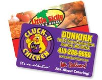 """Business Card Magnet (2""""x3.5"""")"""