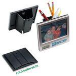 Custom Picture Clock Pencil Box (Chroma Digital Direct Print)