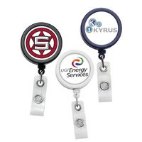 Heavy Duty Badge Reel (Label)
