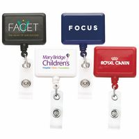 Rectangle Badge Reel (Chroma Digital Direct Print)