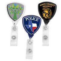 Shield Badge Reel (Label Only)
