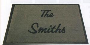 (18x27) Olefin Name Dropper Personalized Carpet