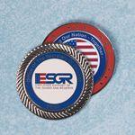 Custom USA Made Die Struck Coin (1 3/4