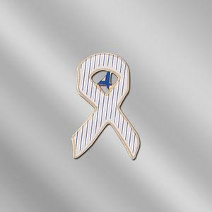 Lou Gehrig's Disease (ALS) Awareness Ribbon Lapel Pin