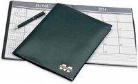 Classic Collection Monthly Desk Planner