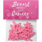 Custom Awareness Ribbon Confetti Packet