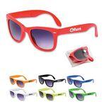 Folding Hipster Sunglasses