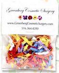 Custom Flower Seeded Paper Confetti Packet