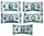 Custom Assorted Sour Candies in Money wrappers