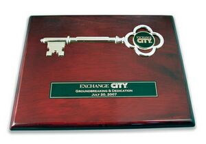 Customized Grand Opening Key to the City Awards!