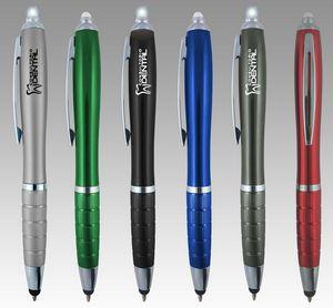 Rio Metal Stylus Light Pen