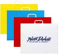 "Rigid Snap Handle Bags (17.5""x15.5""+3"")"