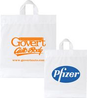 "Soft Loop Shopping Bags (16""x18""x4"")"