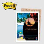Custom Post-it Custom Printed Poster Paper (8.5