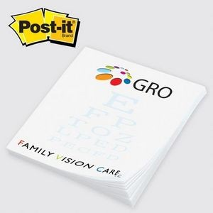 "Custom Printed Post-it® Notes (2 3/4""x3"") 25 Sheets/ 4 Color"