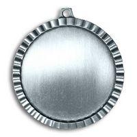 """2"""" Insert Holder Medal (2 1/2"""") - Silver"""