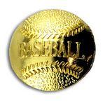 Custom Baseball Chenille Letter Pin