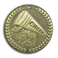 "Cheer Stock Medal (2"")"
