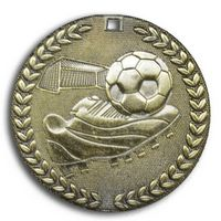 """Soccer Stock Medal (2"""")"""