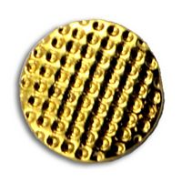 Golf Ball Chenille Letter Pin