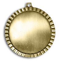 """2"""" Insert Holder Medal (2 1/2"""") - Gold"""